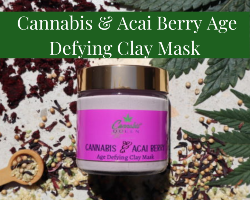 Acai Berry Clay Mask