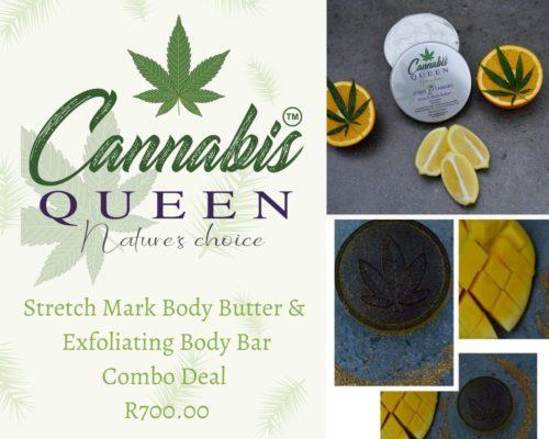 Stretch Mark Butter & Mango Bar